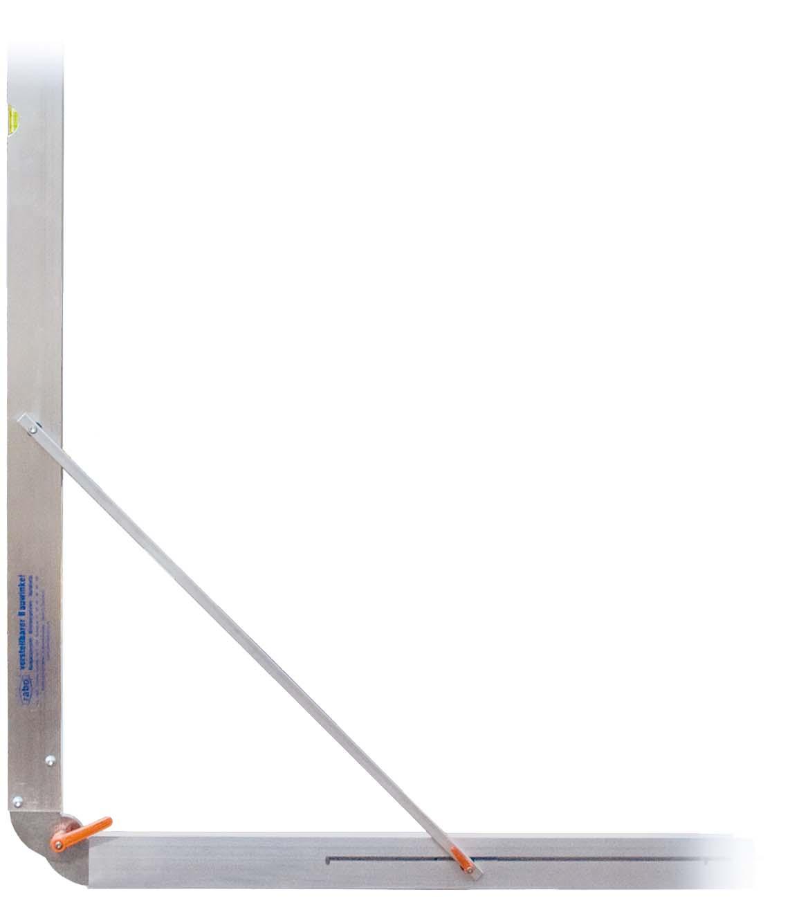 alu-winkel stufenlos verstellbar 1500 mm: ernst haas e.k. messwerkzeuge